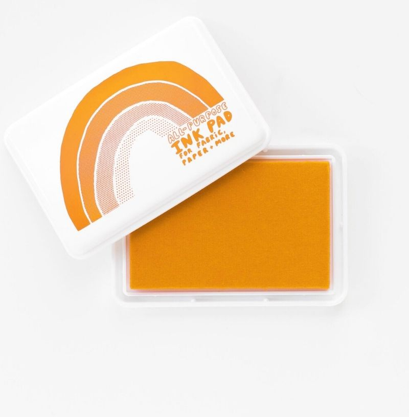Orange Ink Pad