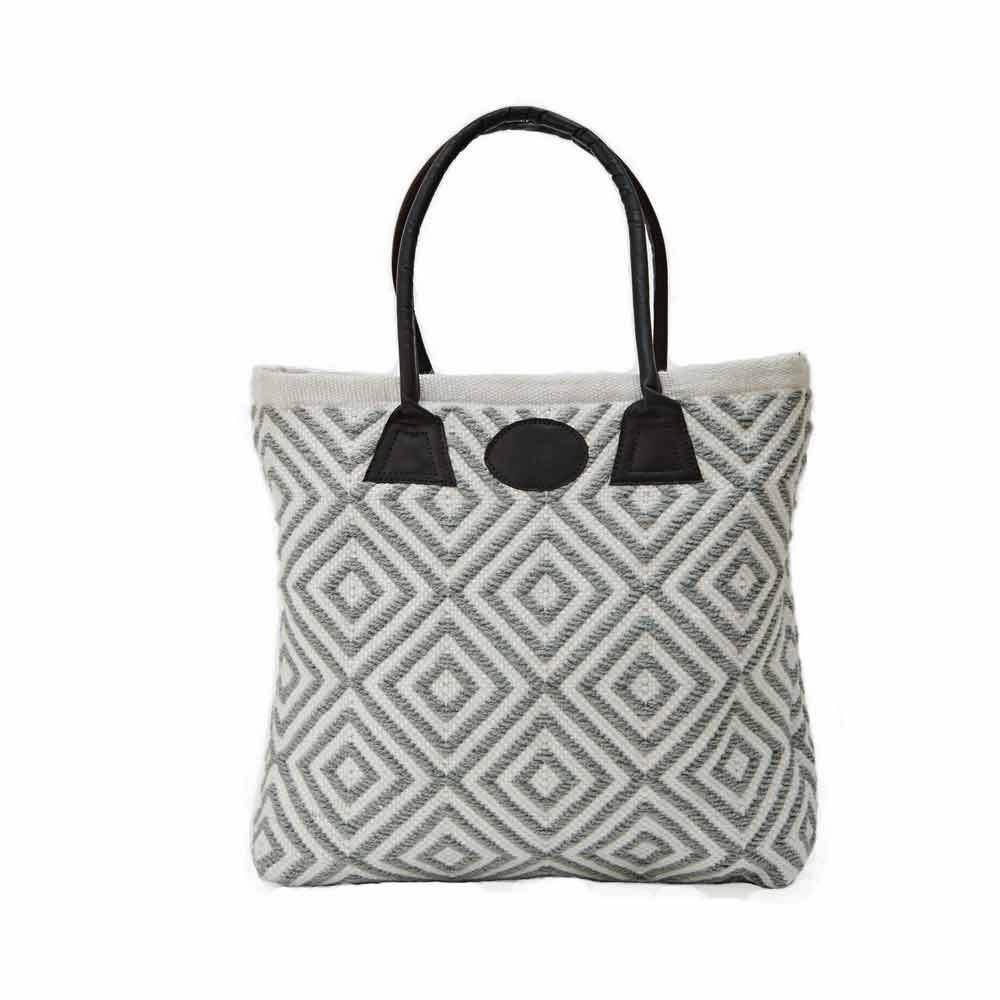 Oslo Diamond Shopper Bag