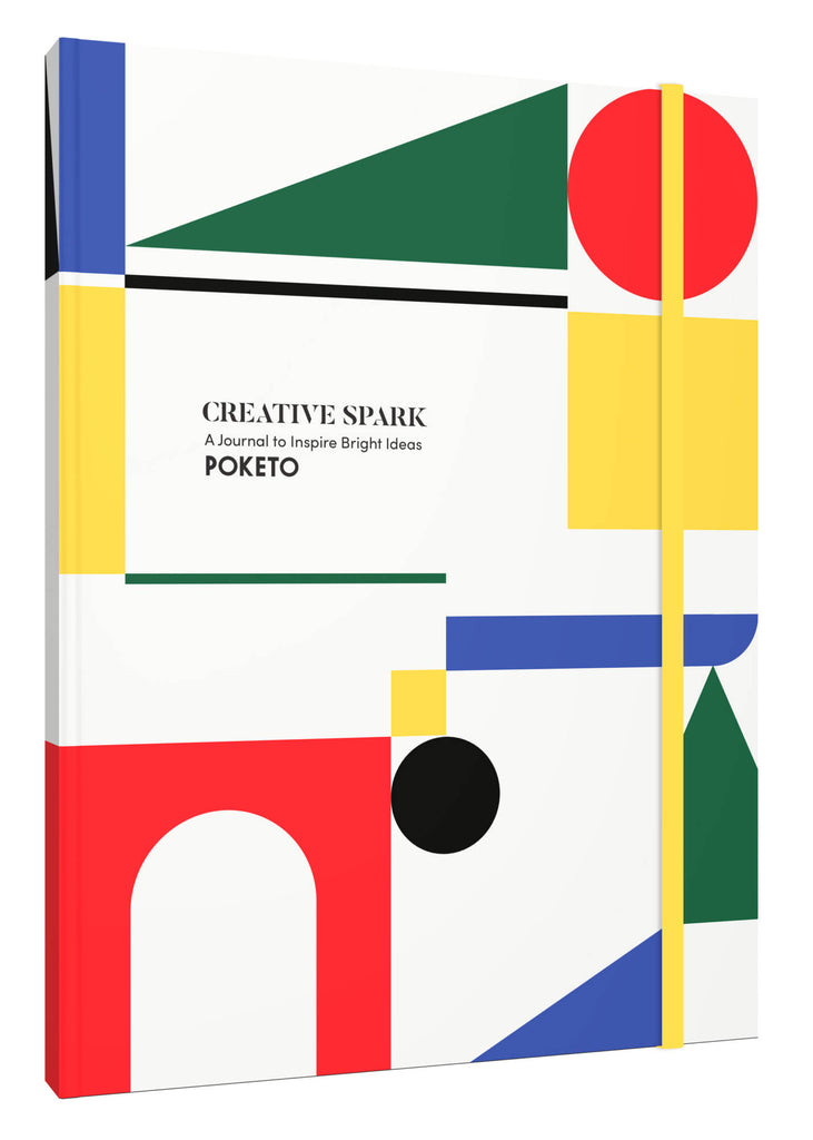 Creative Spark Journal by Pocketo