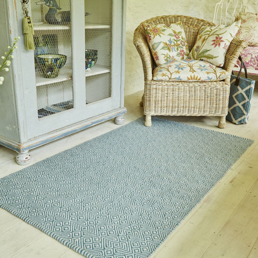 Provence Rug -Teal