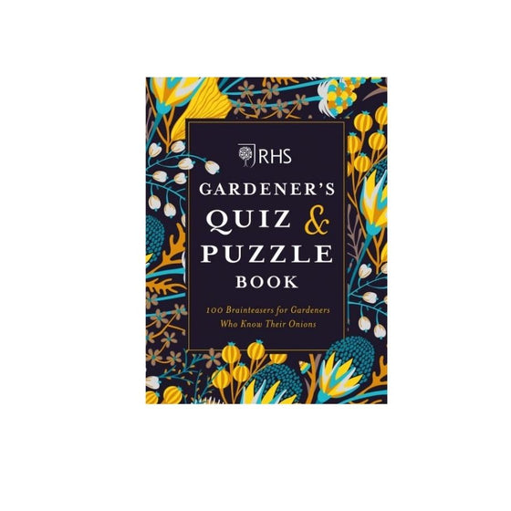 RHS Gardeners Quiz and Puzzle Book