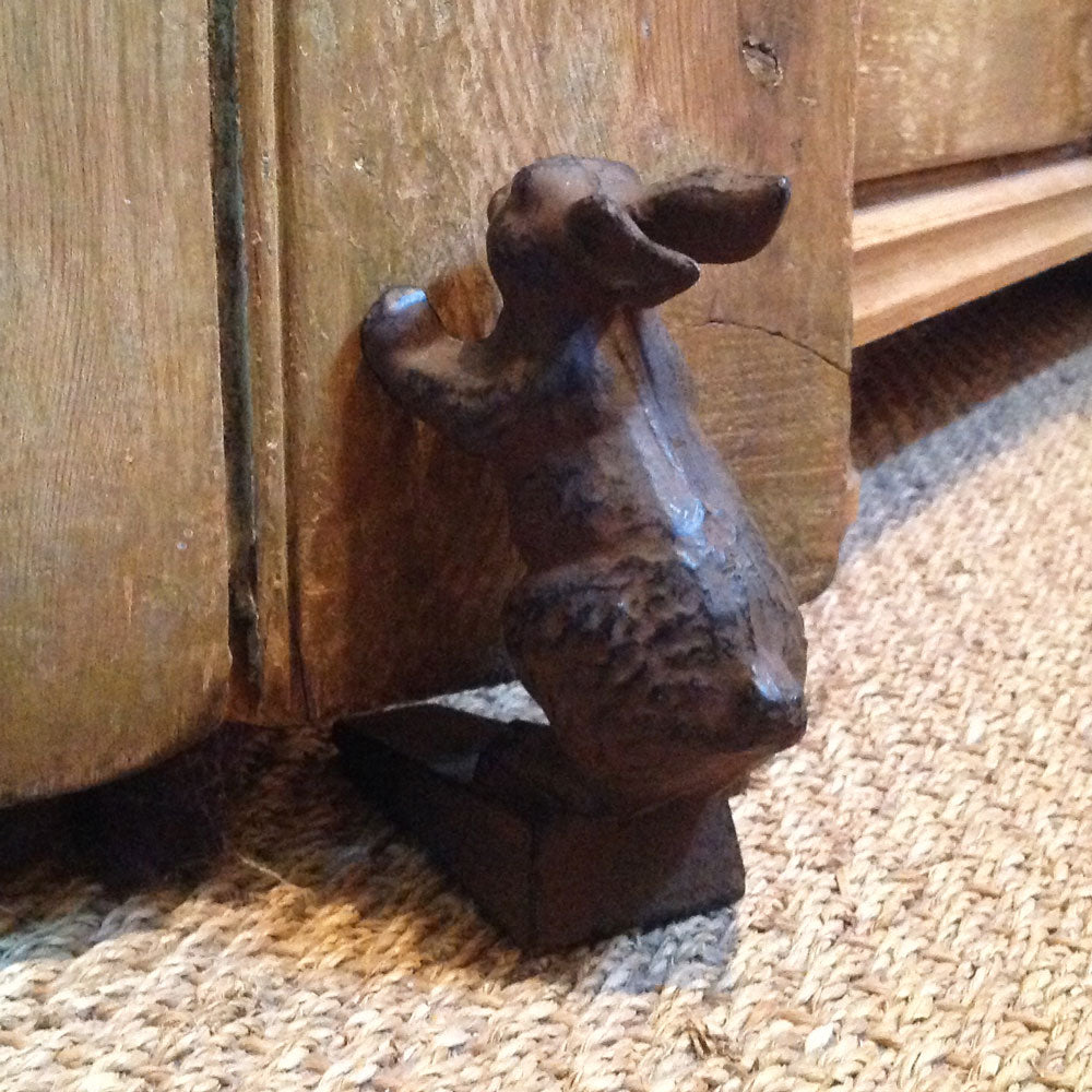 Rabbit Door Wedge