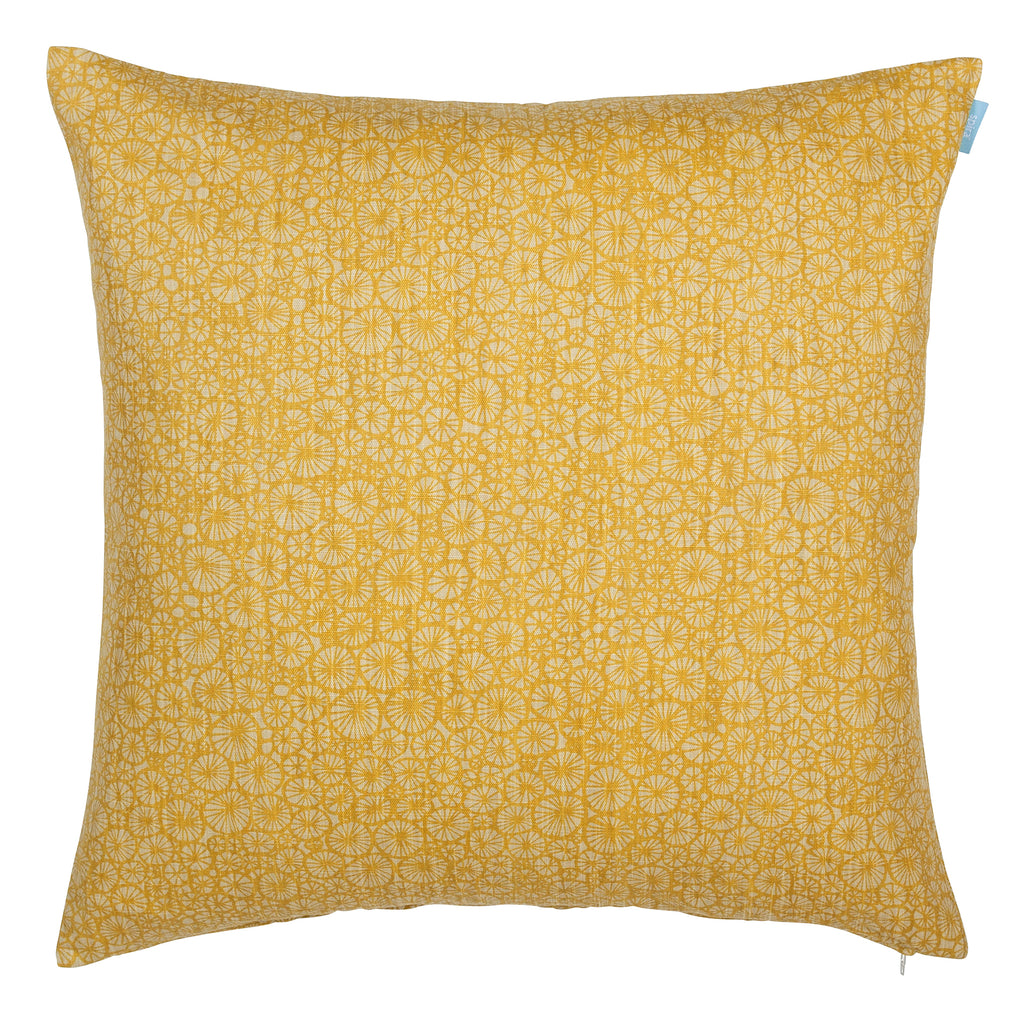 Sakura Mustard Cushion