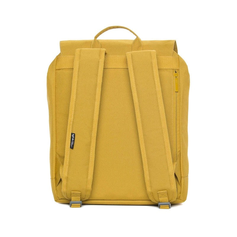 Lefric Scout Eco Friendly Backpack - Mustard