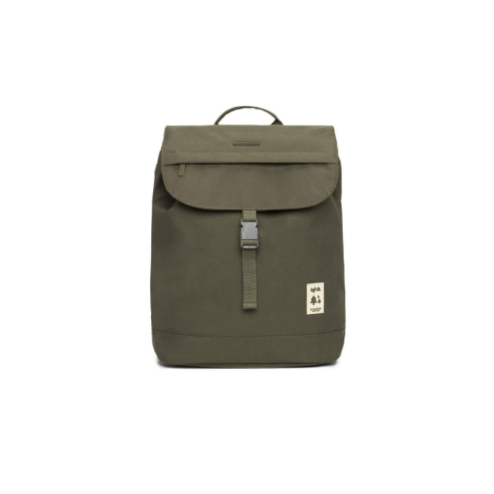 Lefrik Scout Eco Friendly Backpack in Olive
