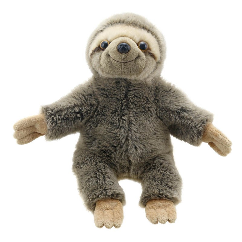 Sloth Puppet kids toy