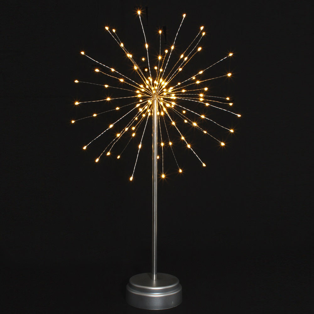 Starburst Standing decorative light