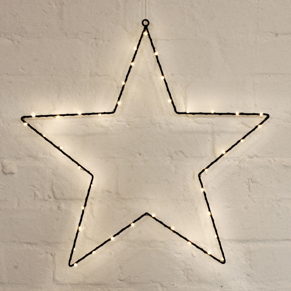 Star light wall decoration large