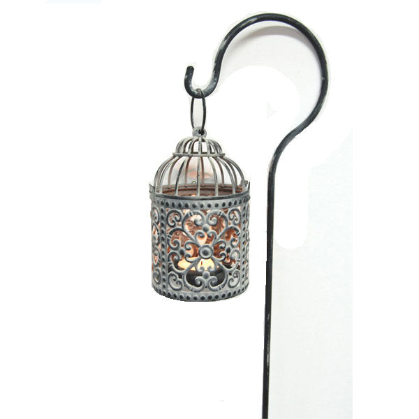 Garden Lantern with Crook