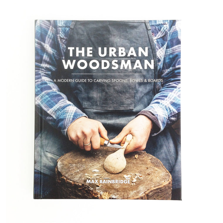 The Urban Woodsman Book