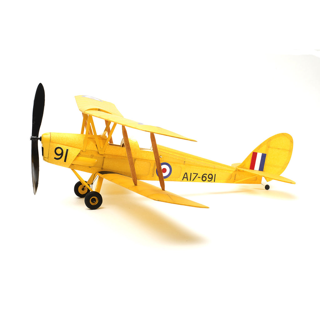 Tiger Moth Vintage Plane Kit for Grown ups and older children