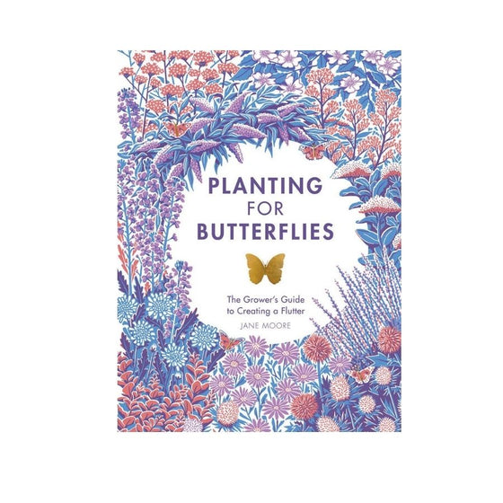 Planting for butterflies-book
