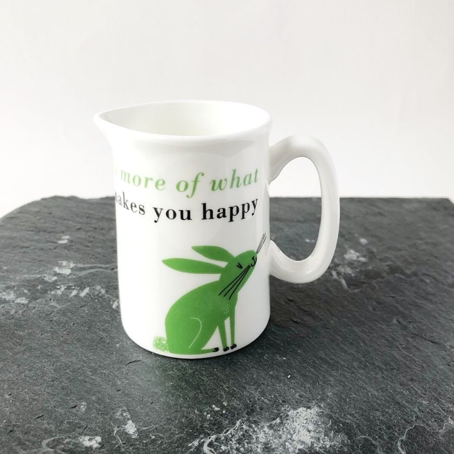 Mini Jug- Do more of what makes you happy