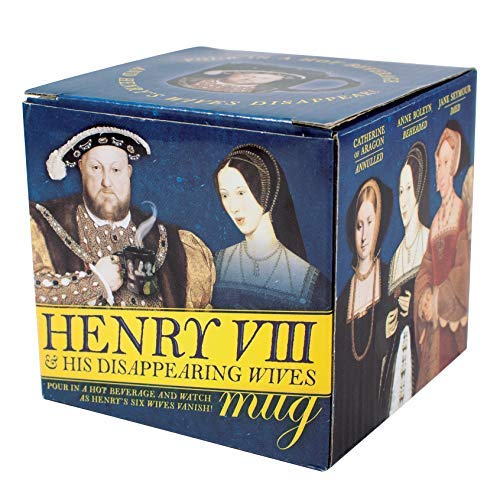 Henry VIII & Disappearing Wives Mug