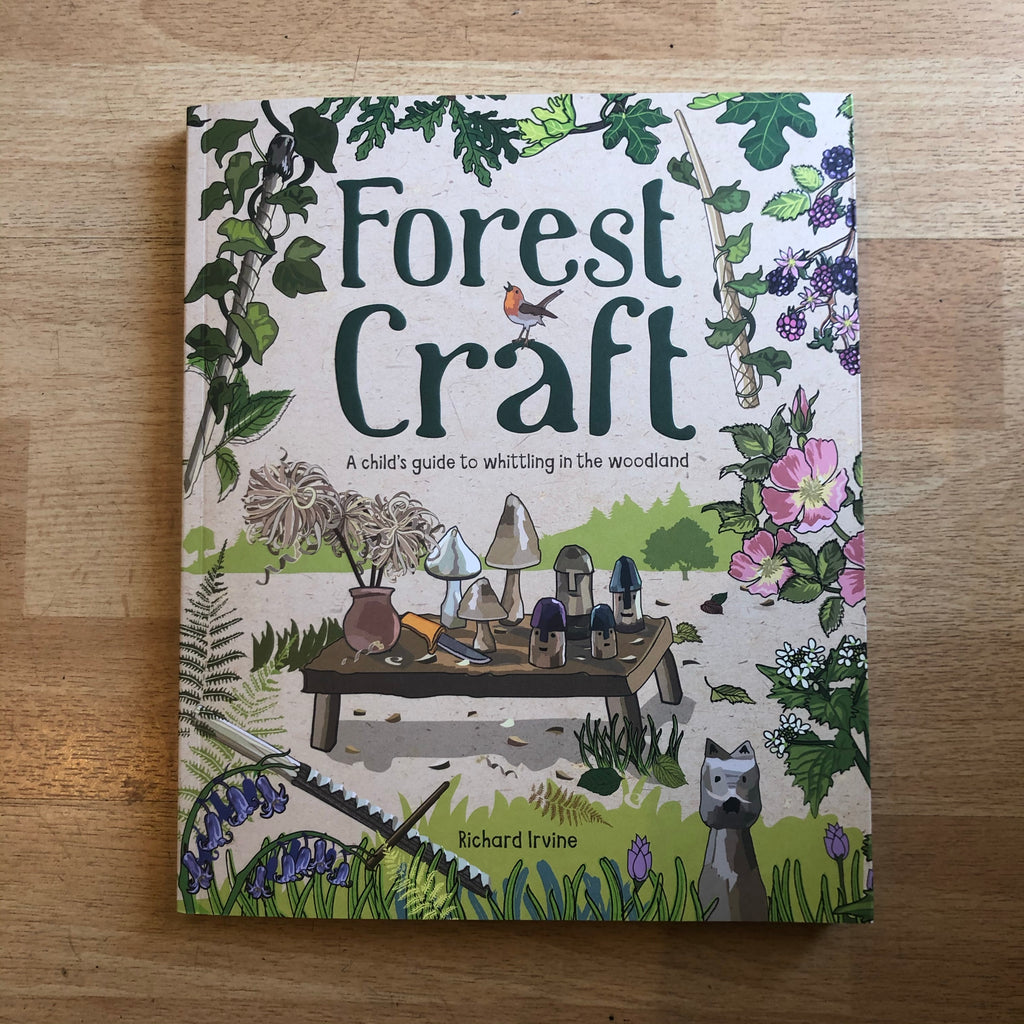 Forest Craft by Richard Irvine