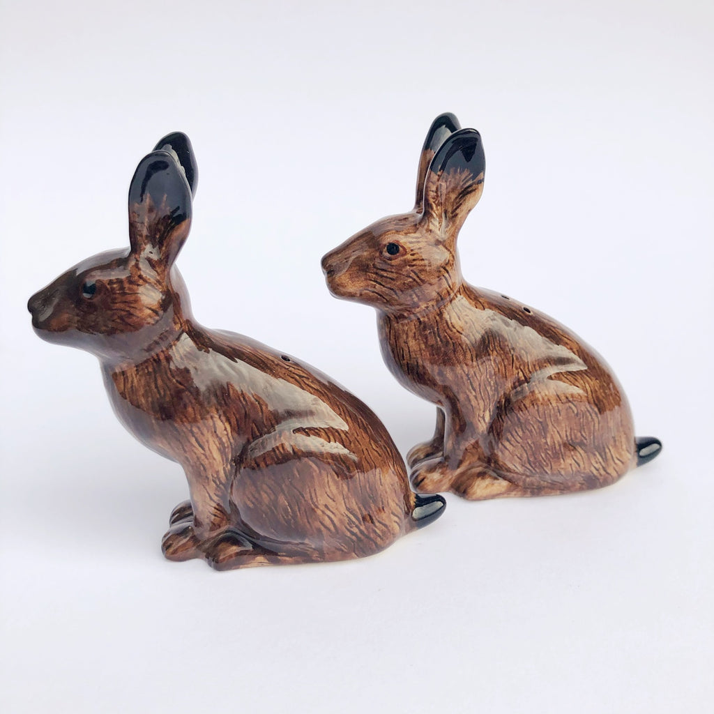 Hare Salt & Pepper