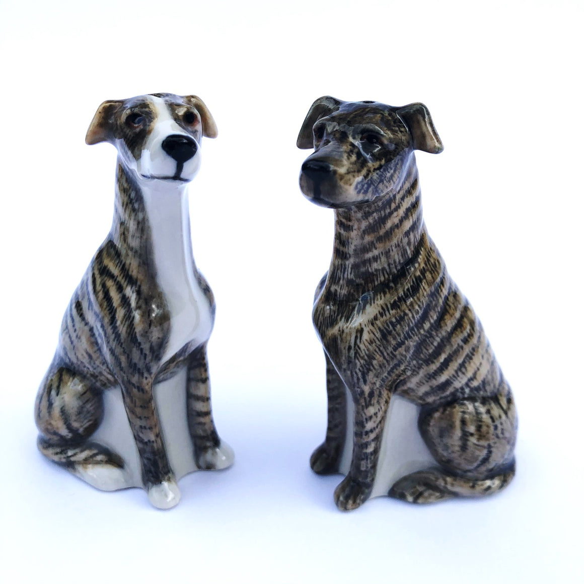 Greyhound Salt & Pepper Pots