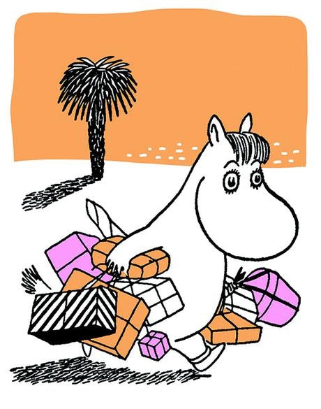 Moomin shopping