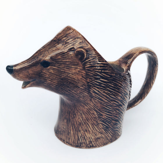 Hedgehog Jug
