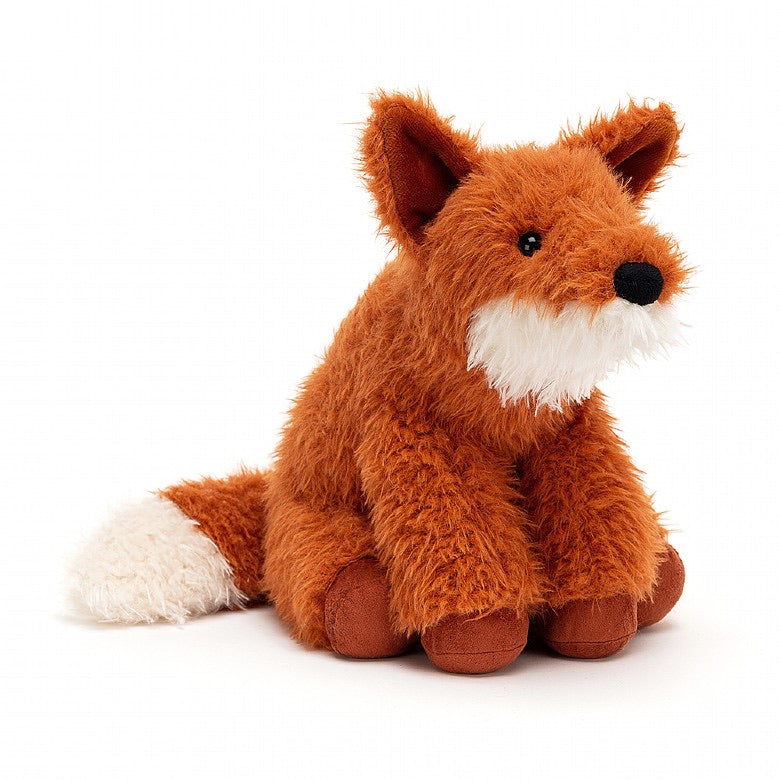 Curvie Fox Soft Toy by Jellycat