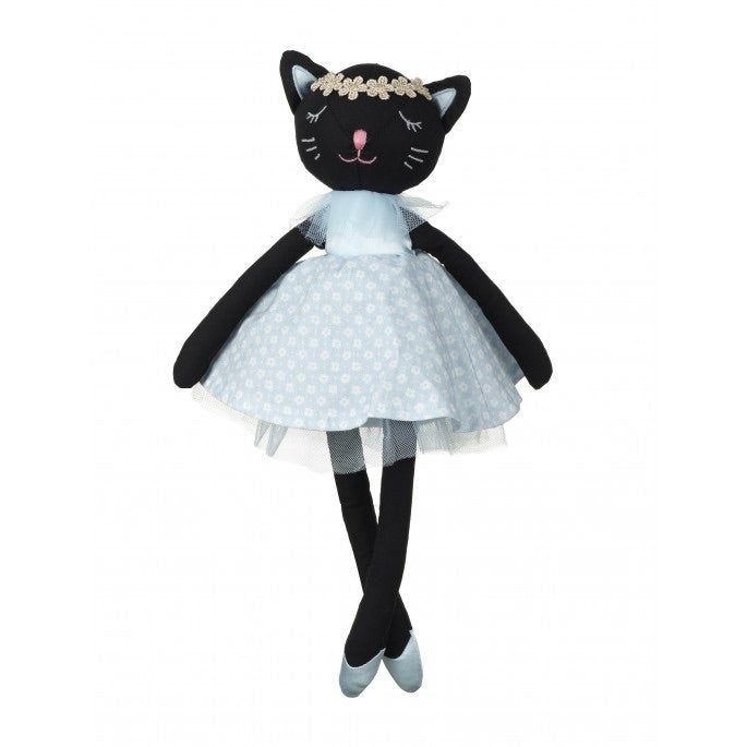 Black Cat Doll