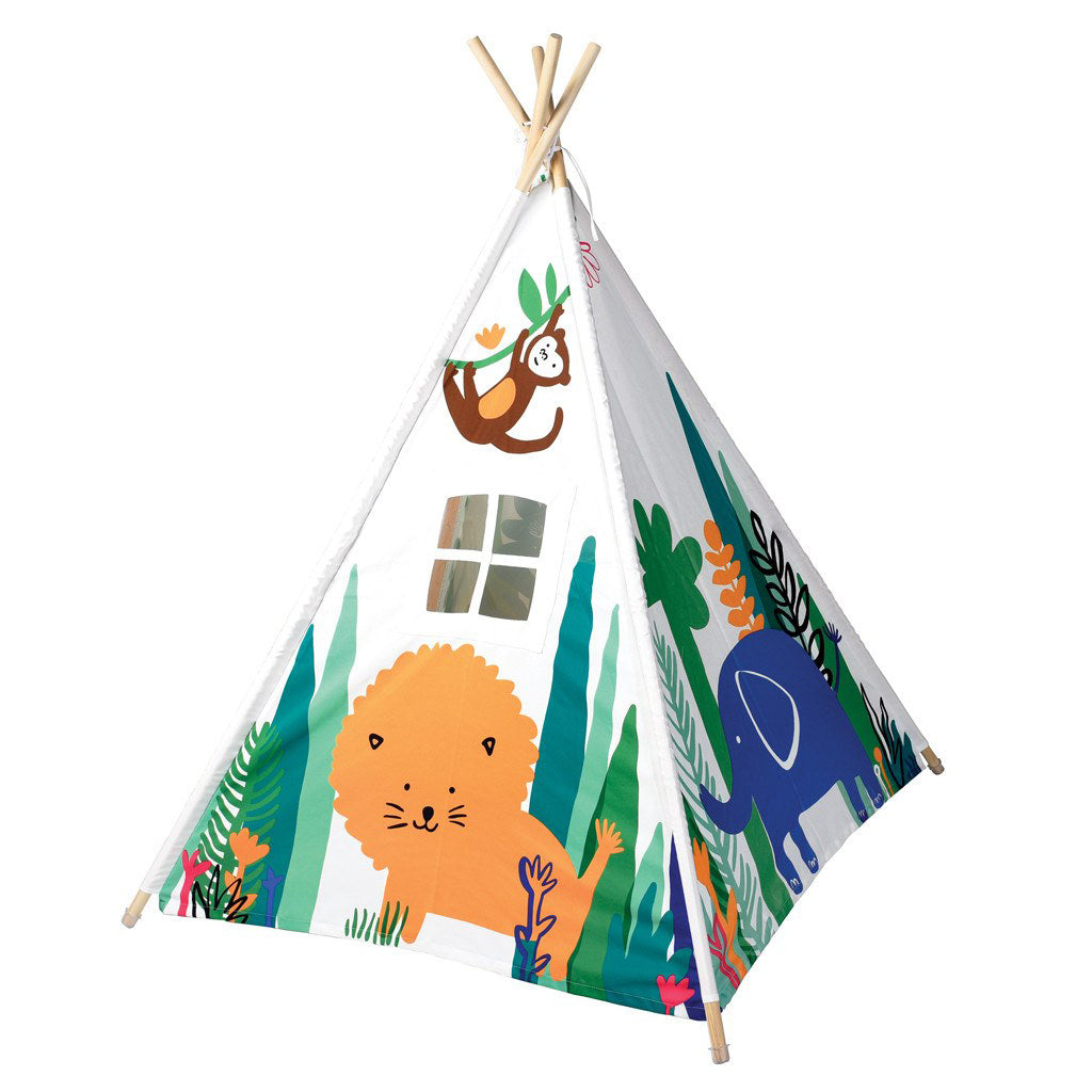 Childs Jungle Teepee Den