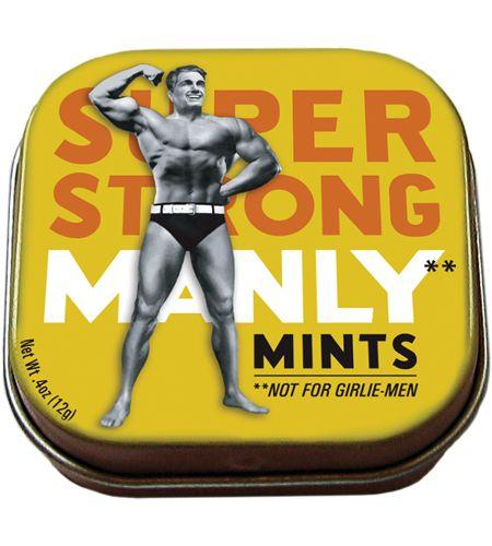 Super Strong Manly Mints - Red Hen Trading