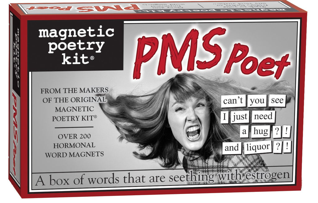 PMS Magnetic Poetry Kit