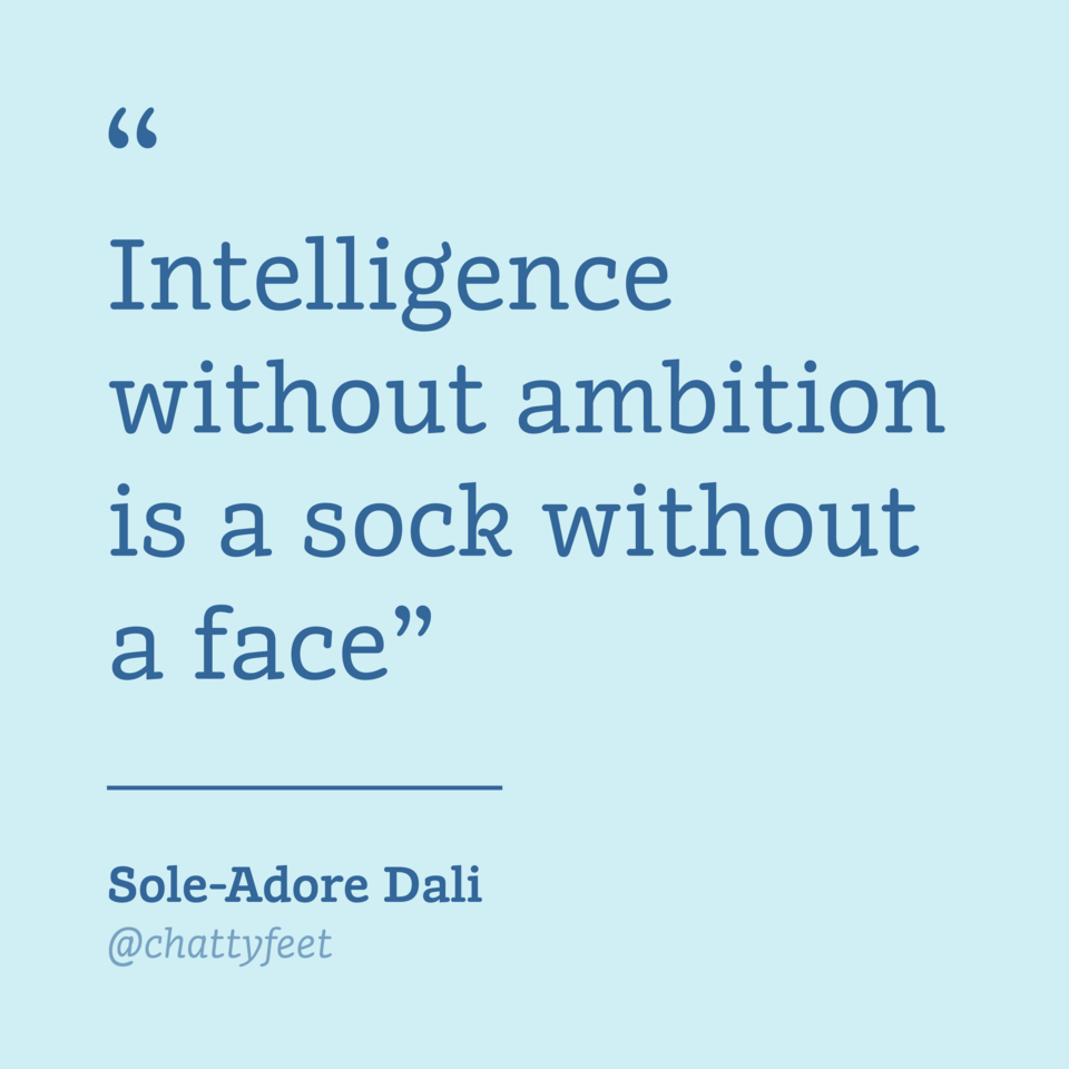 Cotton Designer socks Soleadore Dali