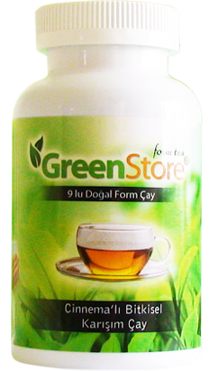 1 BOTTLE WEIGHT LOSS GREEN STORE TEA