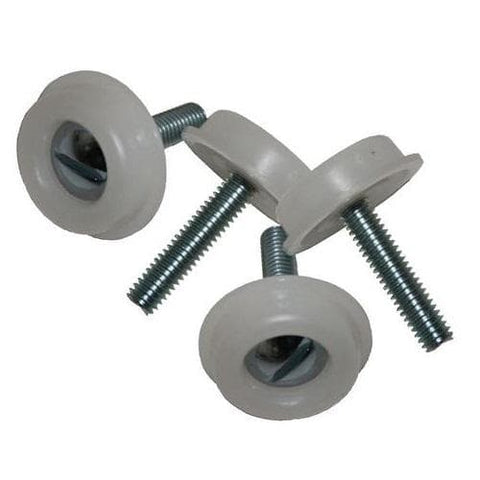 Set of 4 Headboard Bolts with Washers