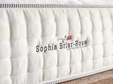 Sophia Briar-Rose Charlotte 2000 Pocket Sprung Cotton Tencel Natural Mattress