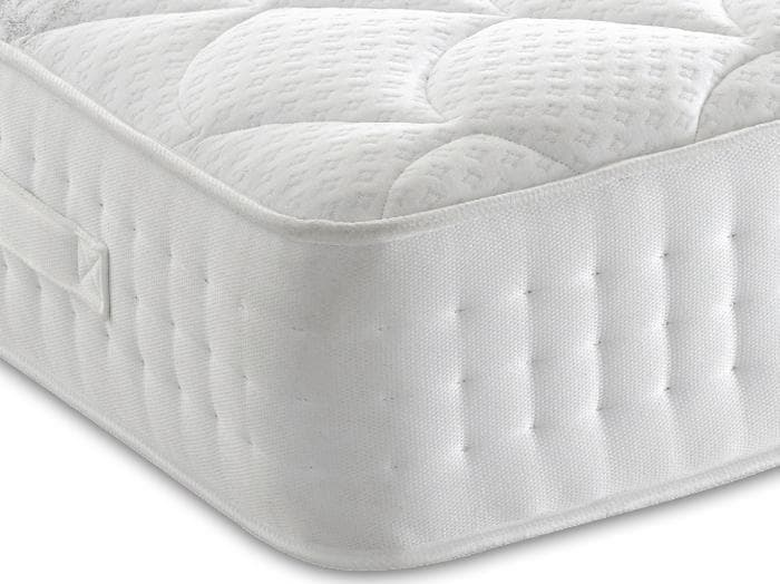 Dura Beds Cirrus 2000 Pocket Sprung Organic Cotton Mattress
