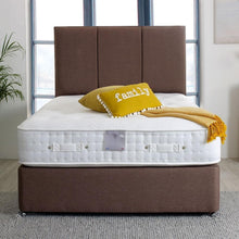 Shire Ludlow 3000 Pocket Sprung Natural Fillings Divan Bed Set