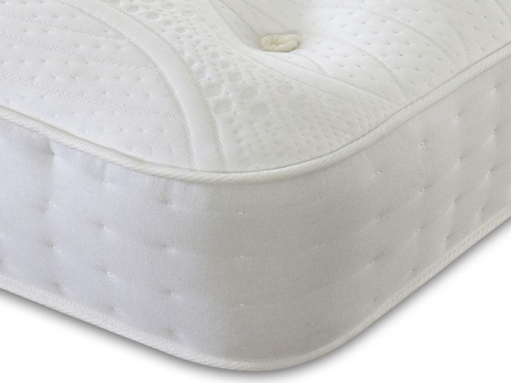 Shire Ludlow 1000 Pocket Sprung Natural Fillings Mattress