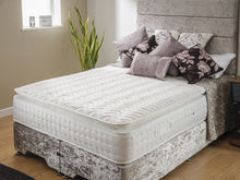 Sleep Revolution Mayfair Pillowtop Encapsulated 1000 Pocket Sprung Memory Foam Mattress