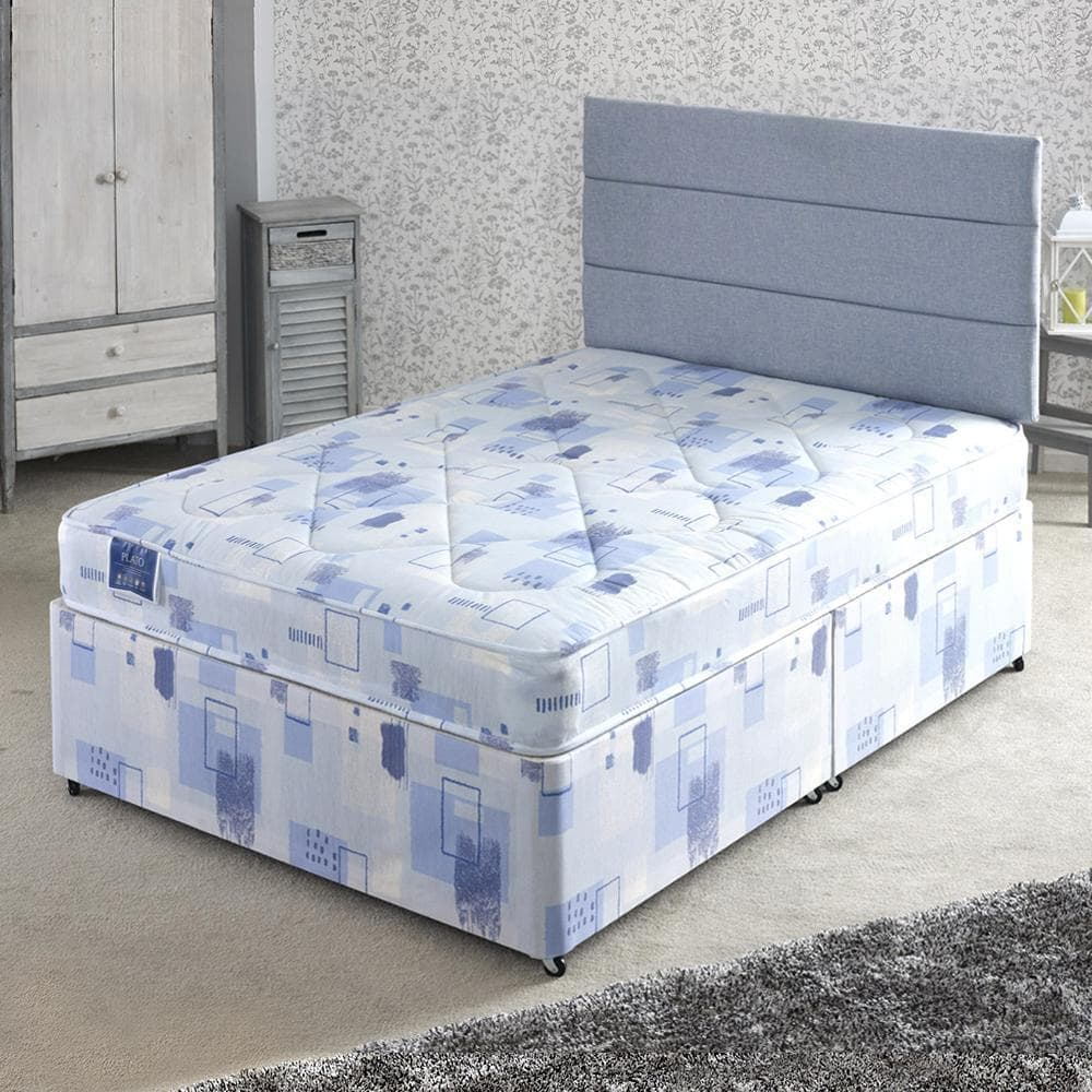 Plato Sprung Divan Bed Set