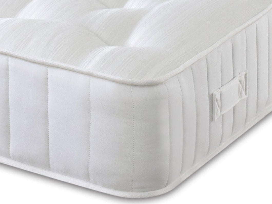 Shire Essentials 1000 Pocket Sprung Orthopaedic Tufted Mattress