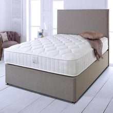 Shire Essentials 1000 Pocket Sprung Quilted Mattress