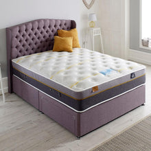Dura Beds Cloud Lite Splendour 3500 Pocket Sprung Gel Foam Divan Bed Set