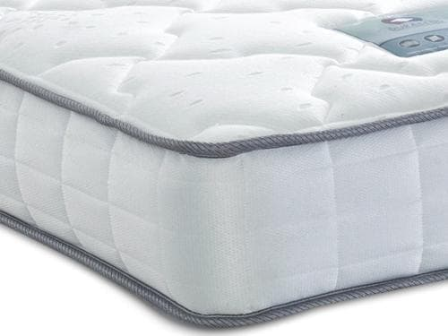 Dura Beds Shallow 1000 Pocket Sprung Bunk Bed Mattress