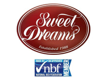 Sweet Dreams Mia Ortho 2000 Pocket Mattress