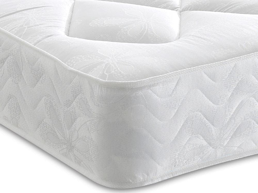 Dura Beds York Damask Sprung Mattress