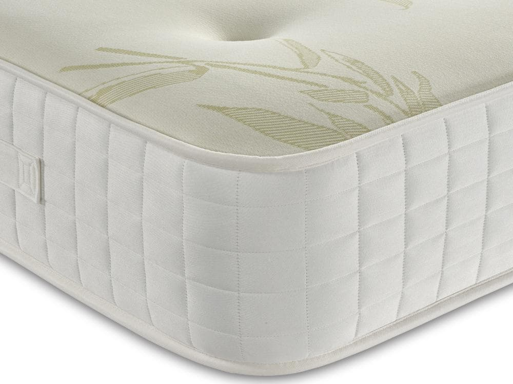 Aloe Vera 1000 Pocket Sprung Memory Foam Mattress