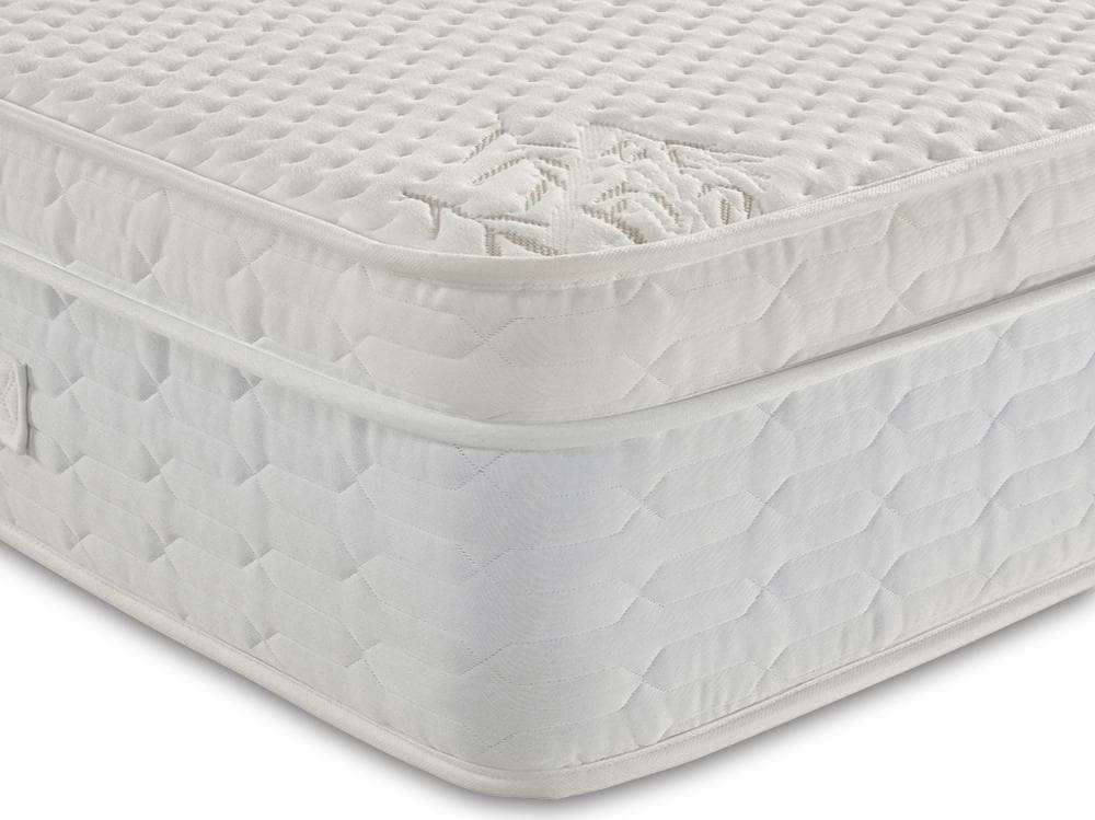 Ambient 1500 Pocket Sprung Memory Foam Cushioned Top Mattress