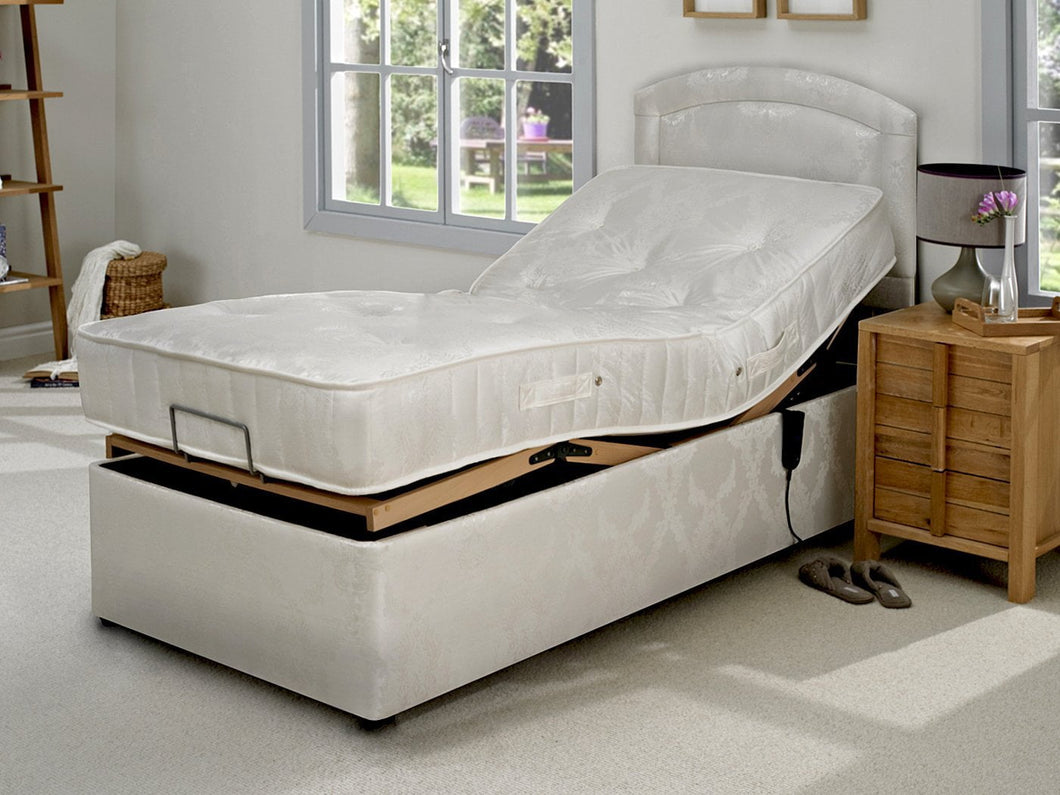 Furmanac MiBed Annie 800 Pocket Sprung Electric Adjustable Bed