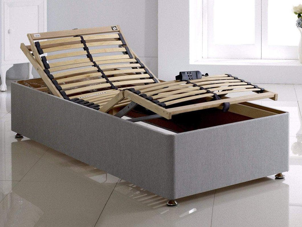 Adjustable 5 Position Electric Bed Base with Remote Control