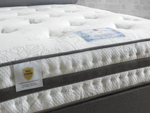 Vogue Aura Orthopaedic Sprung Gel Feel Foam Mattress