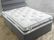 Vogue Aura Orthopaedic Sprung Gel Feel Foam Divan Bed Set