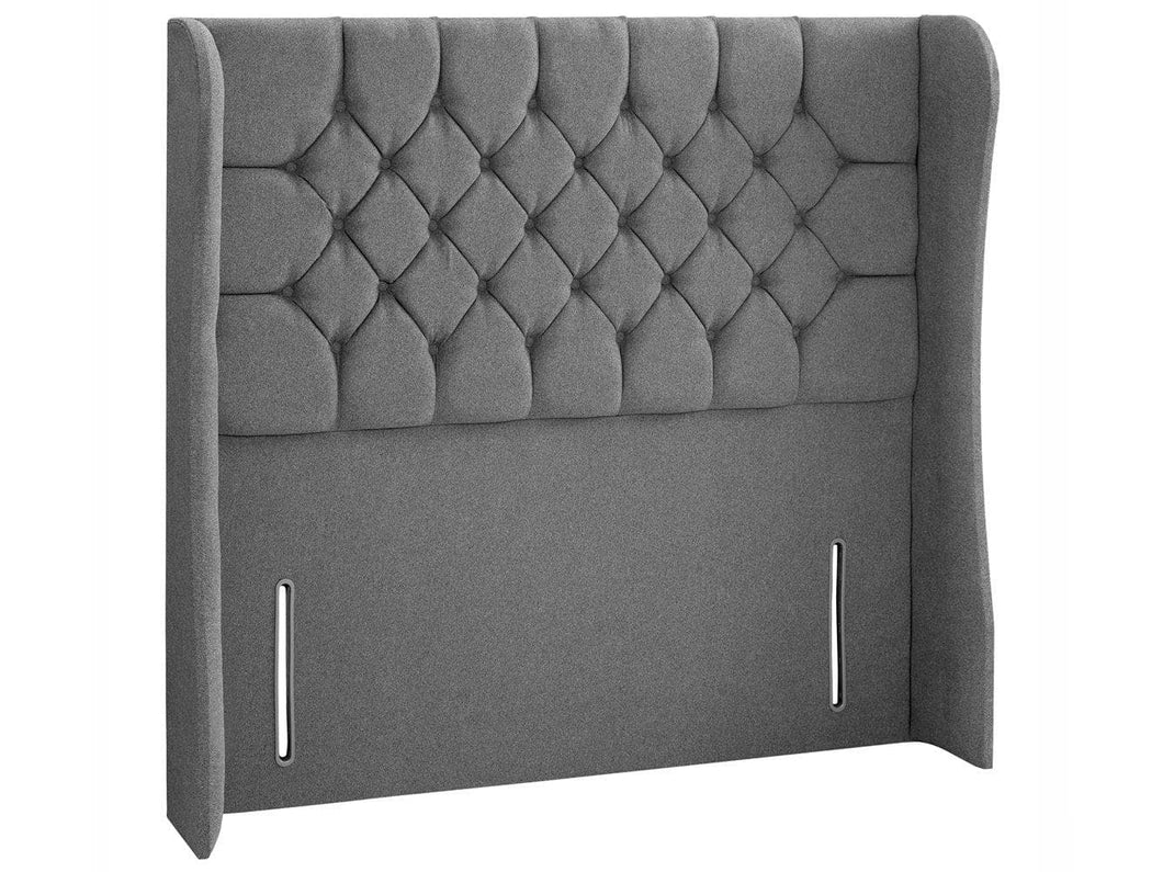 Sleep Revolution Belgravia Floor Standing Upholstered Headboard